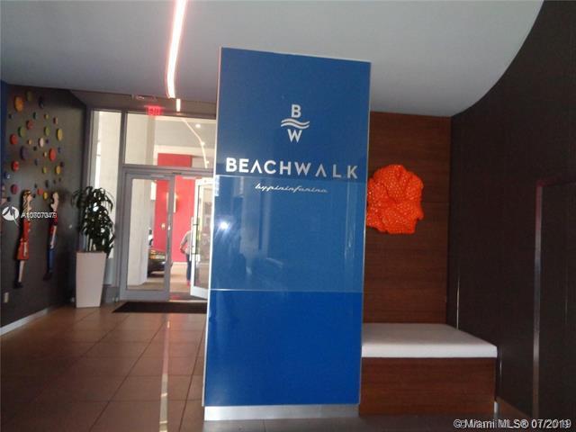 2600 E Hallandale Beach Blvd T301, Hallandale, FL 33009 (MLS #A10707047) :: The Edge Group at Keller Williams
