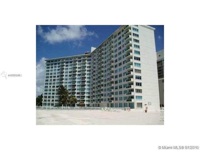 5333 Collins Ave Ph4, Miami Beach, FL 33140 (MLS #A10707095) :: Grove Properties