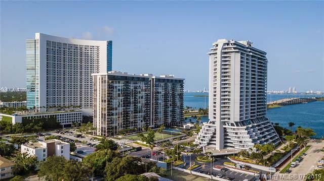 601 NE 36th St #2206, Miami, FL 33137 (MLS #A10707098) :: The Paiz Group