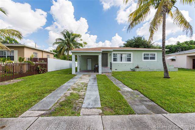 1055 NW 132nd St, North Miami, FL 33168 (MLS #A10707176) :: GK Realty Group LLC