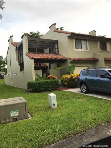 3953 Adra Ave A-48, Doral, FL 33178 (MLS #A10707248) :: Albert Garcia Team