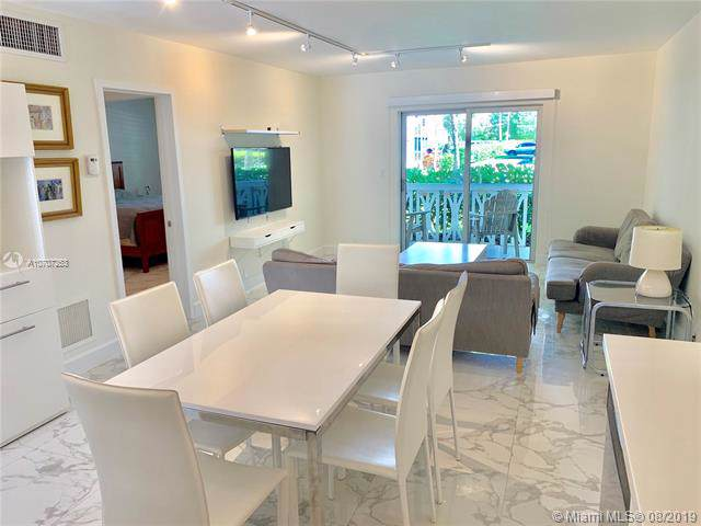240 Galen Dr #106, Key Biscayne, FL 33149 (MLS #A10707253) :: Grove Properties