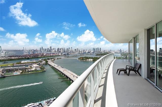 450 Alton Rd #3001, Miami Beach, FL 33139 (MLS #A10707314) :: Grove Properties