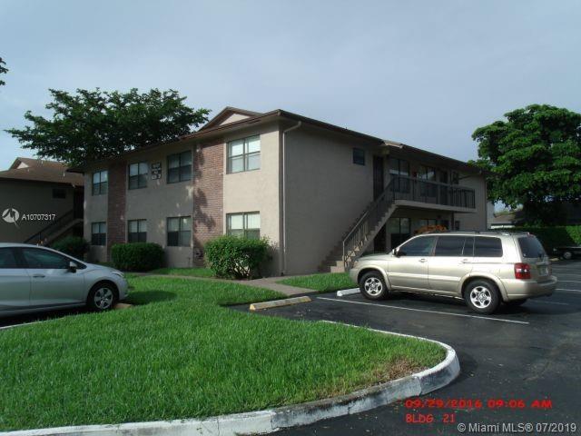 10056 Winding Lake Rd #201, Sunrise, FL 33351 (MLS #A10707317) :: The Edge Group at Keller Williams