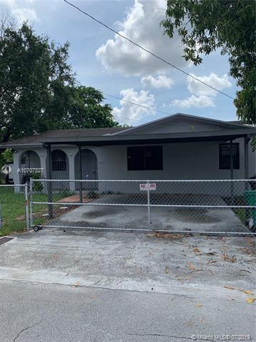 8401 NW 24th Ct, Miami, FL 33147 (MLS #A10707327) :: Grove Properties