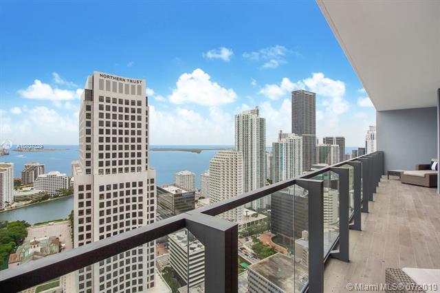 68 SE 6th St #3507, Miami, FL 33131 (MLS #A10707329) :: The Edge Group at Keller Williams