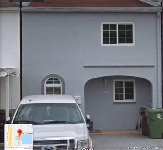 7025 W 19th Ct, Hialeah, FL 33014 (MLS #A10707425) :: Berkshire Hathaway HomeServices EWM Realty