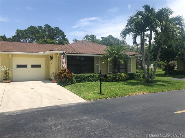 9980 Banana Tree Run B, Boynton Beach, FL 33436 (MLS #A10707450) :: The Kurz Team