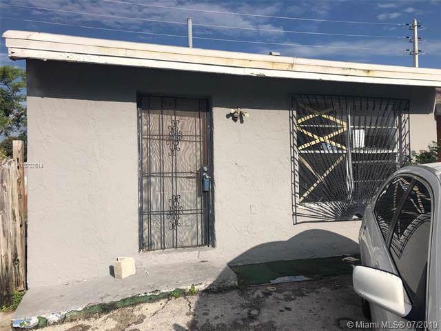 19014 NW 46th Ave #19014, Miami Gardens, FL 33055 (MLS #A10707614) :: Castelli Real Estate Services