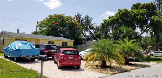 2231 N 61st Ave, Hollywood, FL 33024 (MLS #A10707639) :: Green Realty Properties