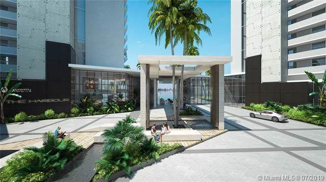16385 Biscayne Blvd #3202, North Miami Beach, FL 33160 (MLS #A10707774) :: Castelli Real Estate Services