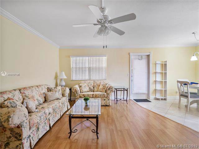 201 E Saxony  E #201, Delray Beach, FL 33446 (MLS #A10707795) :: The Teri Arbogast Team at Keller Williams Partners SW