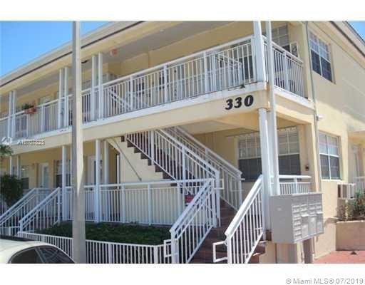 330 74 #16, Miami Beach, FL 33141 (MLS #A10707823) :: Green Realty Properties