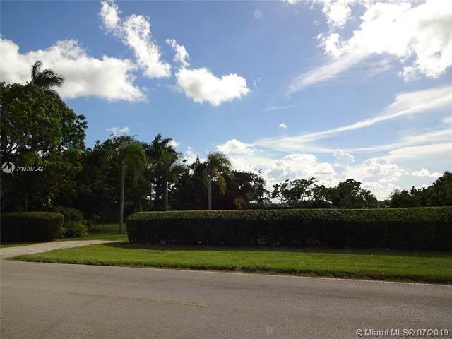 26600 SW 187 Ave, Homestead, FL 33031 (#A10707942) :: Dalton Wade