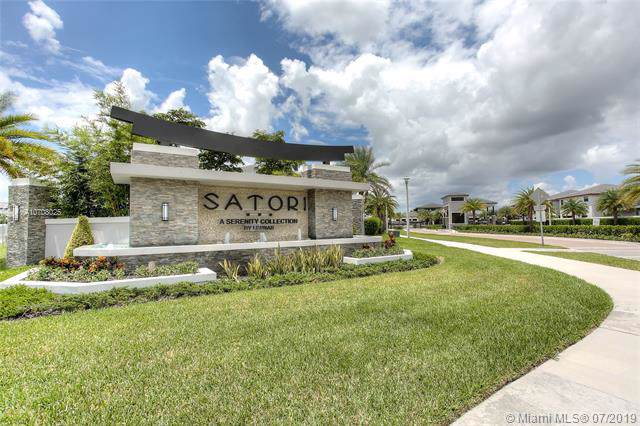 15822 NW 91st Ave #15822, Miami Lakes, FL 33018 (MLS #A10708025) :: The Teri Arbogast Team at Keller Williams Partners SW