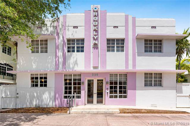 320 Euclid Ave, Miami Beach, FL 33139 (MLS #A10708041) :: Grove Properties