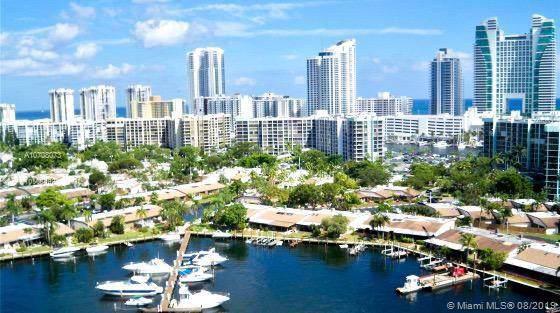300 Three Islands Blvd #214, Hallandale, FL 33009 (MLS #A10708073) :: RE/MAX Presidential Real Estate Group