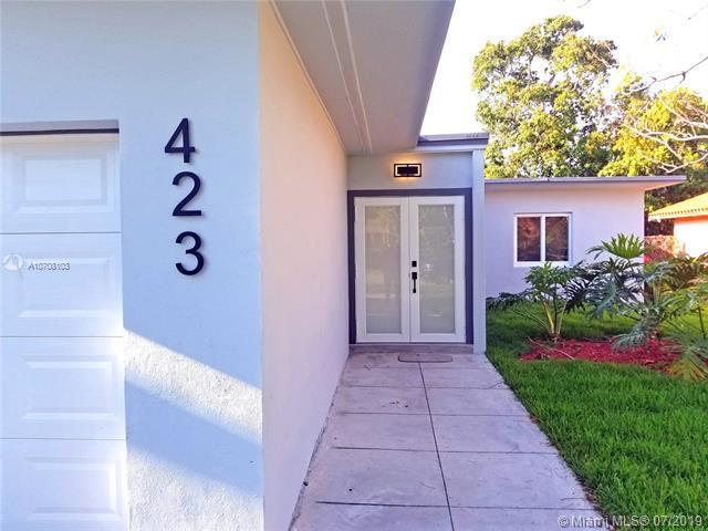 423 NE 89th St, El Portal, FL 33138 (MLS #A10708103) :: Lucido Global