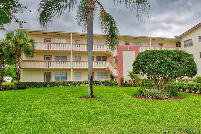 237 Preston F #237, Boca Raton, FL 33434 (MLS #A10708215) :: Grove Properties