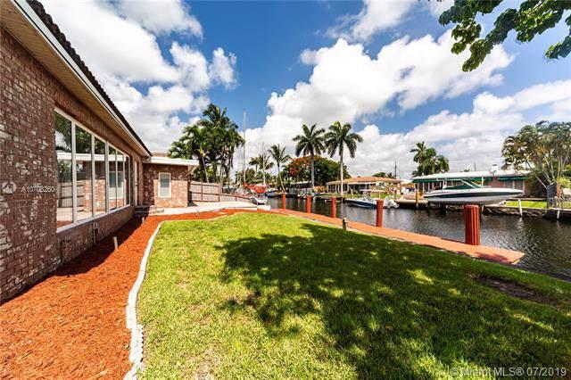 933 Mandarin Isle, Fort Lauderdale, FL 33315 (MLS #A10708260) :: The Jack Coden Group