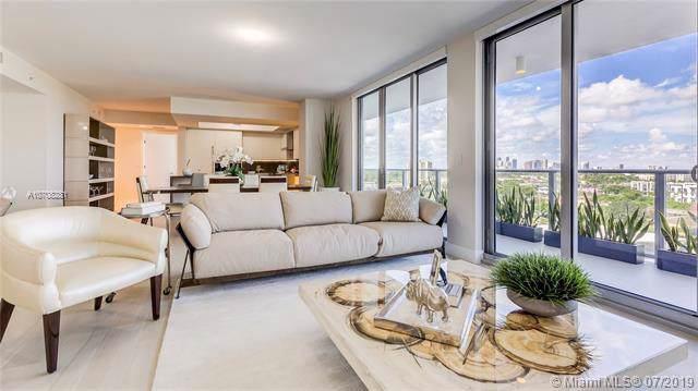 1180 N Federal Hwy #905, Fort Lauderdale, FL 33304 (MLS #A10708281) :: Green Realty Properties