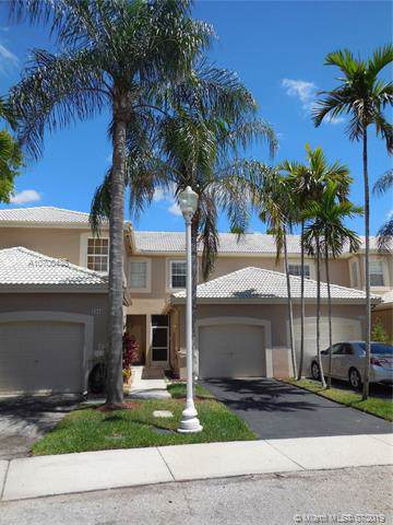 1884 Salerno Cir #1884, Weston, FL 33327 (MLS #A10708435) :: The Teri Arbogast Team at Keller Williams Partners SW