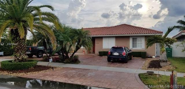 21422 SW 125th Path, Miami, FL 33177 (MLS #A10708440) :: Prestige Realty Group