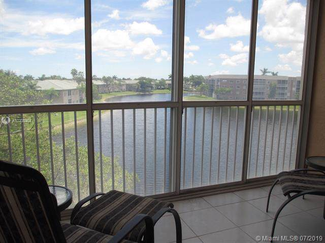 7896 Trent Dr #406, Tamarac, FL 33321 (MLS #A10708484) :: Grove Properties
