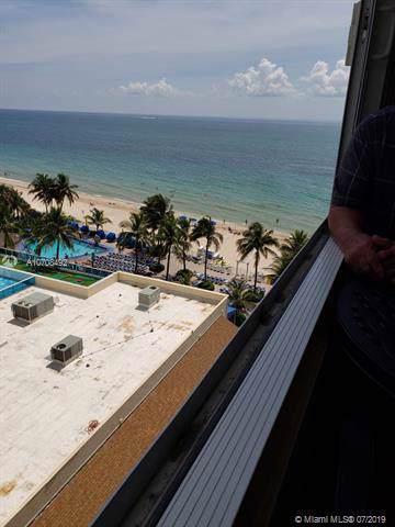 4040 Galt Ocean Dr #815, Fort Lauderdale, FL 33308 (MLS #A10708492) :: Green Realty Properties