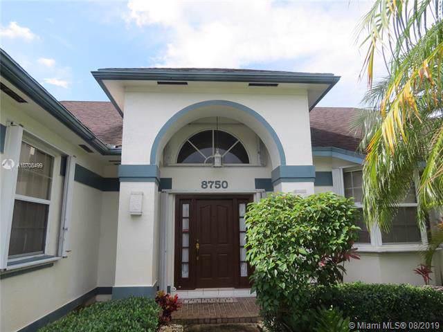 8750 SW 166th St, Palmetto Bay, FL 33157 (MLS #A10708499) :: The Adrian Foley Group