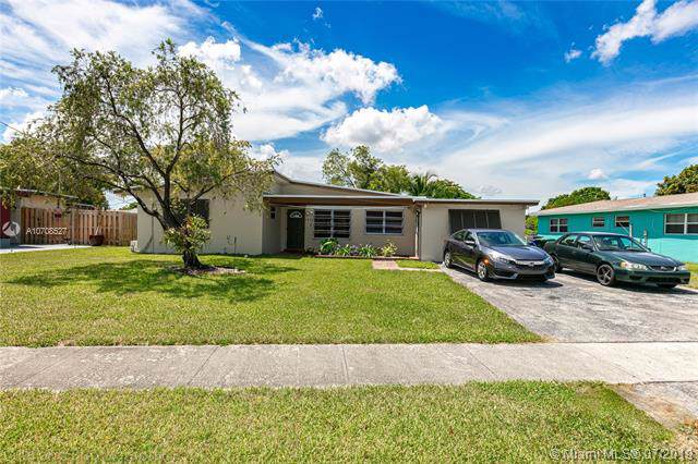 1421 E River Dr, Margate, FL 33063 (MLS #A10708527) :: The Paiz Group