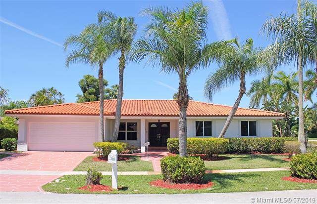 16720 Harbor Ct, Weston, FL 33326 (MLS #A10708663) :: The Teri Arbogast Team at Keller Williams Partners SW