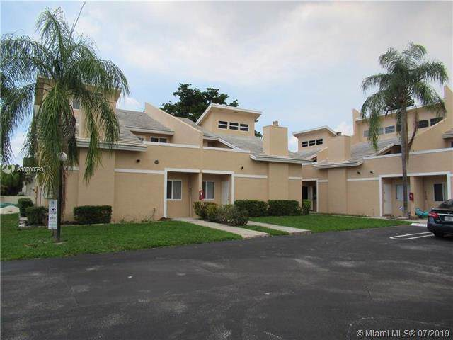 3943 Coral Springs Dr #23, Coral Springs, FL 33065 (MLS #A10708693) :: The Jack Coden Group