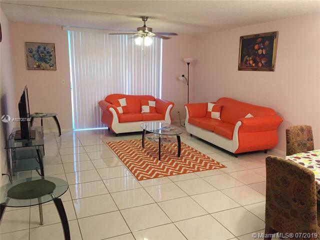 301 NE 14th Ave #500, Hallandale, FL 33009 (MLS #A10708744) :: The Jack Coden Group