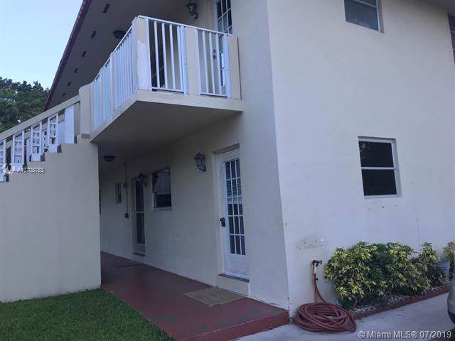 14901 SW 4 St 101 A, Pembroke Pines, FL 33027 (MLS #A10708783) :: The Teri Arbogast Team at Keller Williams Partners SW