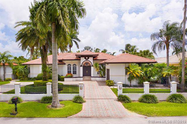 12962 SW 27th St, Miami, FL 33175 (MLS #A10708825) :: Berkshire Hathaway HomeServices EWM Realty