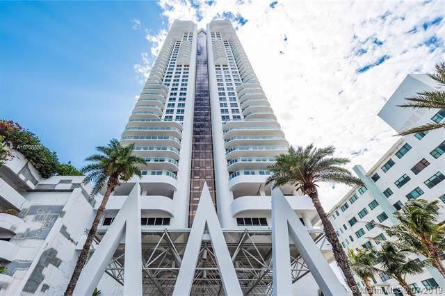 6365 Collins Ave #2703, Miami Beach, FL 33141 (MLS #A10708830) :: Castelli Real Estate Services