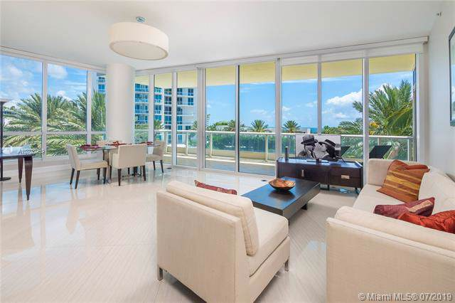 100 S Pointe Dr #509, Miami Beach, FL 33139 (MLS #A10708969) :: The Paiz Group