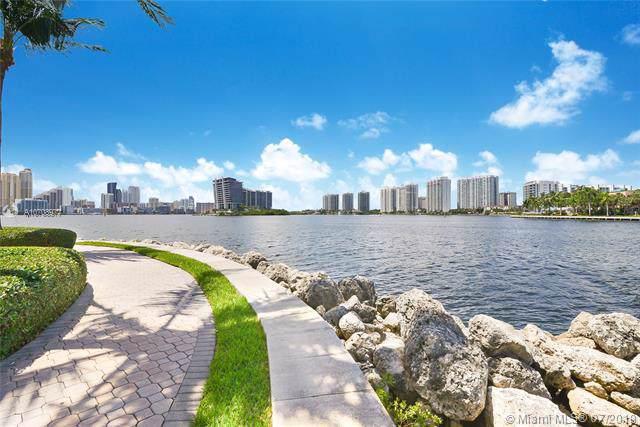 3530 Mystic Pointe Dr #1904, Aventura, FL 33180 (MLS #A10708977) :: Grove Properties
