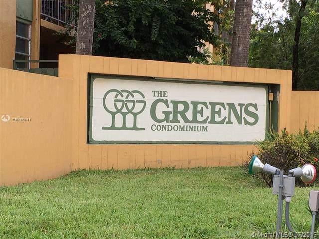100 Fontainebleau Blvd #303, Miami, FL 33172 (MLS #A10709011) :: Grove Properties