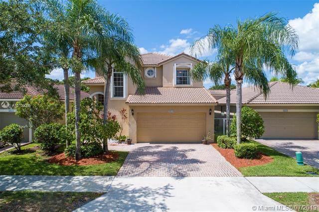 16516 Sapphire St, Weston, FL 33331 (MLS #A10709059) :: Castelli Real Estate Services