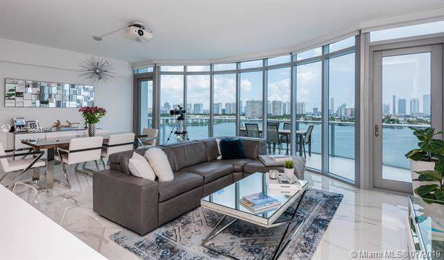 17111 Biscayne Blvd #1511, North Miami Beach, FL 33160 (MLS #A10709081) :: The Teri Arbogast Team at Keller Williams Partners SW