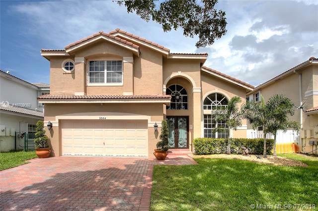 2564 SW 157th Ave, Miramar, FL 33027 (MLS #A10709092) :: Green Realty Properties