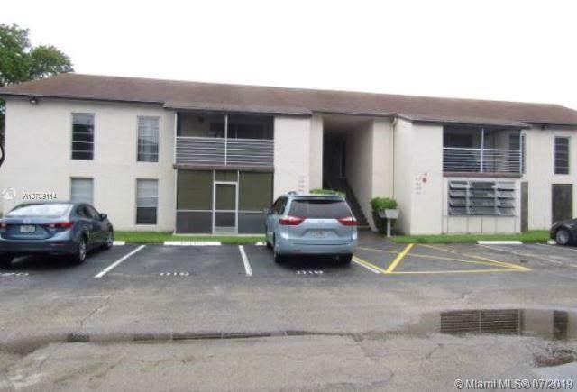 439 N Laurel Dr #1606, Margate, FL 33063 (MLS #A10709114) :: The Teri Arbogast Team at Keller Williams Partners SW