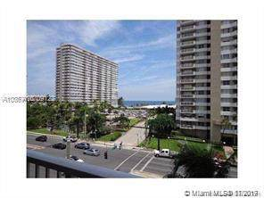 1985 S Ocean Dr 4P, Hallandale, FL 33009 (MLS #A10709122) :: The Rose Harris Group