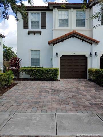 968 NE 29th Ter, Homestead, FL 33033 (MLS #A10709243) :: Berkshire Hathaway HomeServices EWM Realty