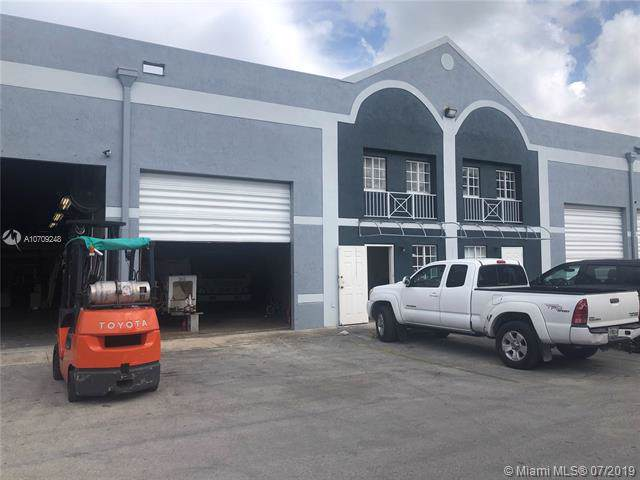 10690 NW 123rd St Rd #103, Medley, FL 33178 (MLS #A10709248) :: Grove Properties