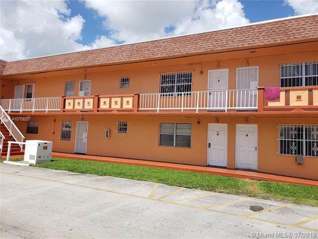 395 NW 177th St #206, Miami Gardens, FL 33169 (MLS #A10709257) :: Grove Properties