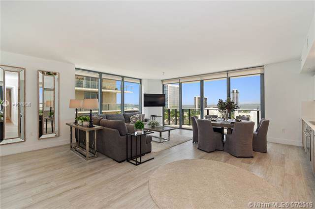 121 NE 34th St #1008, Miami, FL 33137 (MLS #A10709325) :: Ray De Leon with One Sotheby's International Realty