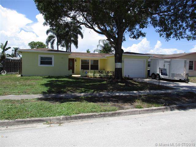 209 NW 79th Ave, Margate, FL 33063 (MLS #A10709375) :: Green Realty Properties